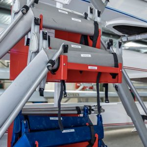 Space Saver Wing Rigger Brackets